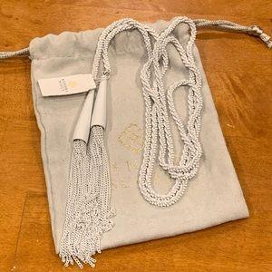 Kendra Scott matte Phara necklace